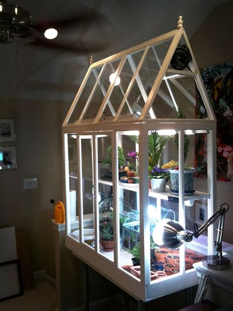 25 best ideas about indoor greenhouse on pinterest