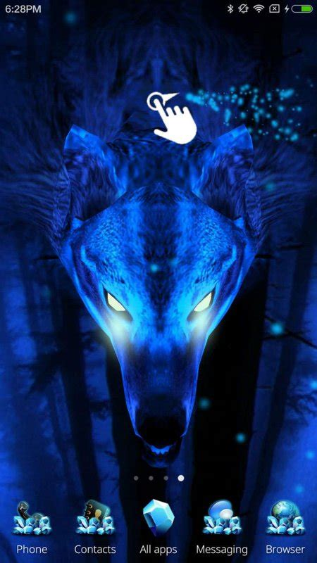 Big Wallpaper 3d World 7 wolf 3d theme for s7 apk free