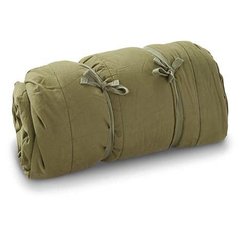 Sleeping Bag Us Army used u s surplus intermediate sleeping bag