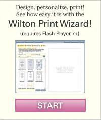 www wiltonprint favor templates print your own stationery