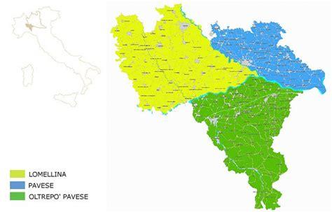 mappa pavia e provincia home page di commercio pavia