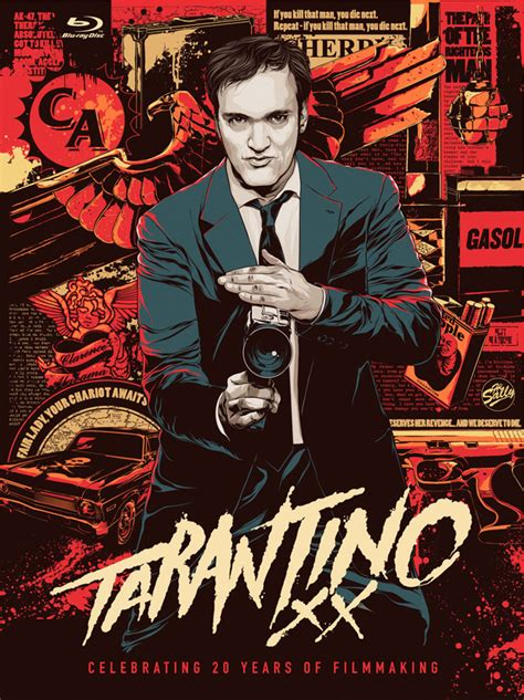 film quentin tarantino neu tarantino xx 8 film collection 20 years of quentin