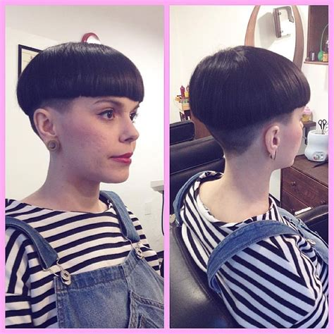 womens shaved chilli bowl 23 best hairstyles images on pinterest haircuts fit