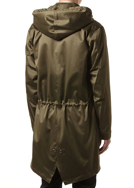 Outer Parka Army essential outerwear a p c parka por homme s lifestyle fashion and culture