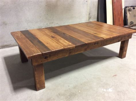 diy reclaimed wood coffee table large reclaimed wood coffee table