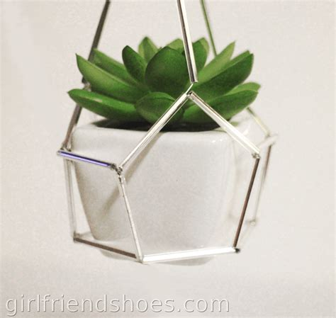 diy hanging planter ideas for small spaces girlfriends