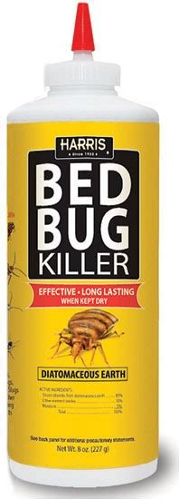 harris bed bug killer powder buy the harris hde 8 bed bug powder 8oz hardware world
