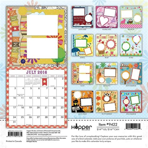make my own calendar 2018 make my own calendar blank calendar kit unique