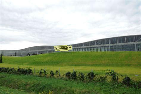 sede technogym inaugurazione della nuova sede della technogym giuseppe