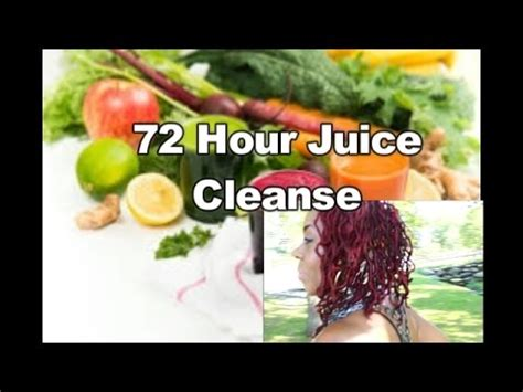 72 Hour Detox by 72 Hour Juice Cleanse