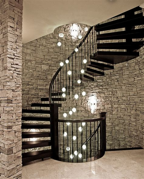 Staircase Chandelier Dramatic Cascading Chandeliers Unleash Visual Splendor And