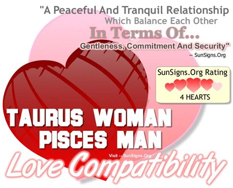 cancer man and pisces woman in bed taurus woman pisces man a gentle peaceful match sun signs