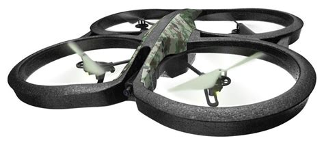 Parrot Ardrone 20 Elite Edition parrot ar drone 2 0 elite edition appears in sand snow and jungle colors slashgear