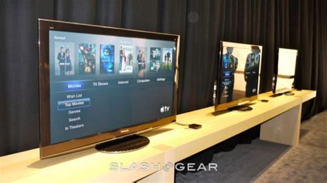 Tv Led Apple apple hdtv project reportedly led by itunes top