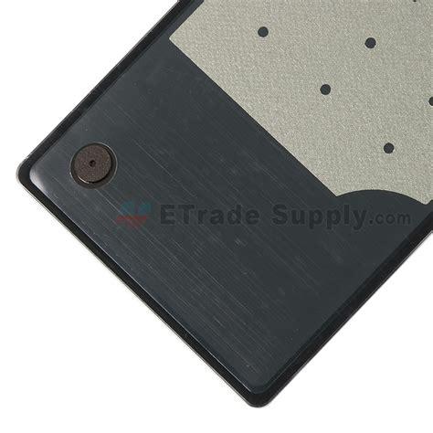 Battery Baterai Batre Sony Xperia Z L36h Oem T0310 sony xperia z l36h c6606 battery door nfc version black etrade supply