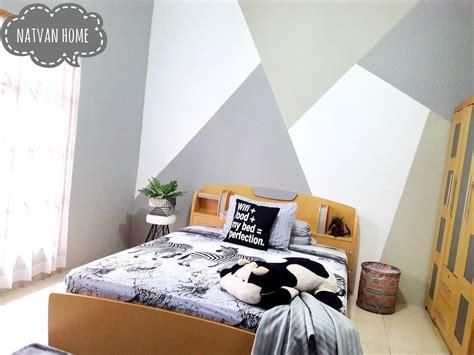 ide  warna cat tembok kamar tidur propan