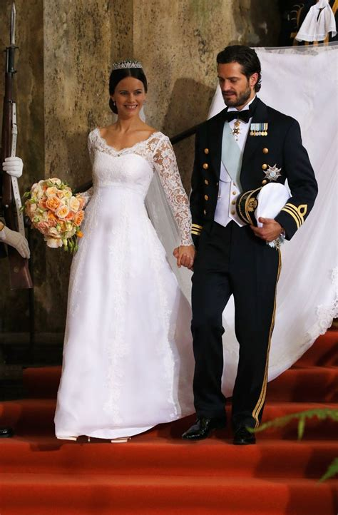 52 dresses from swedish royal wedding you have see