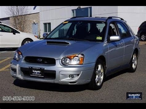 subaru 2004 hatchback 2004 subaru wrx impreza hatchback youtube