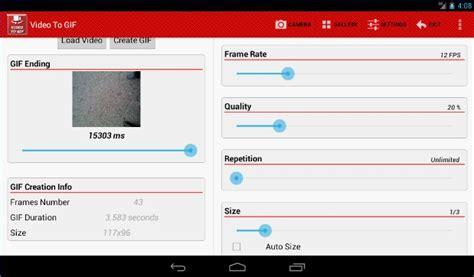 cara membuat video animasi bergerak di android cara mengubah video menjadi gambar gif di android