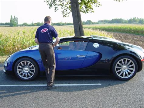 Most Expensive Production Car by Bugatti Veyron The Fastest And Most Expensive Production