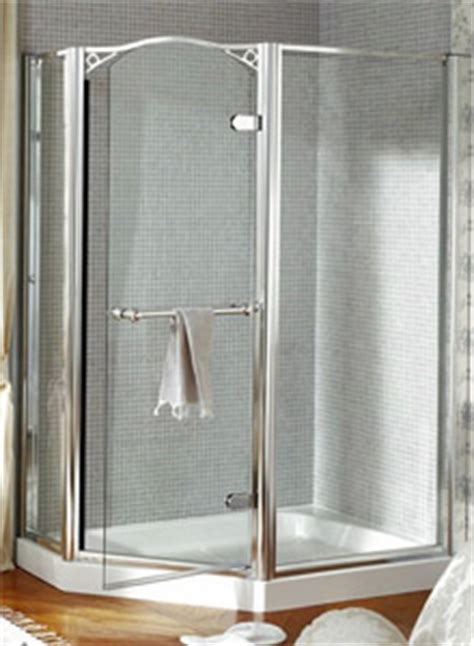 Daryl Shower Doors Daryl Arcadia Hinged Pentagon Shower Enclosure Uk Bathrooms