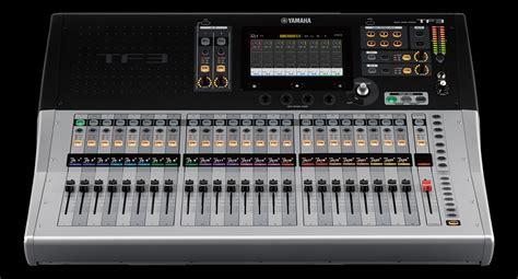 yamaha tf3 digital mixer altomusic