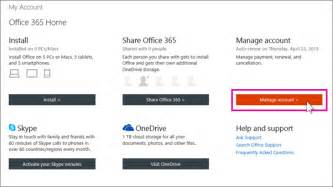 Office 365 Renewal Renew Office 365 For Home