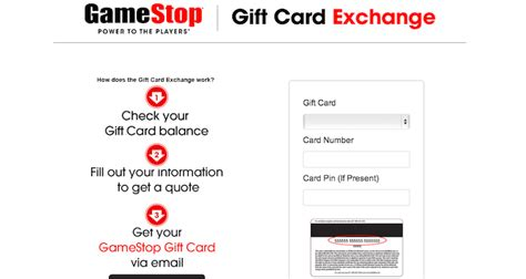 Exchange My Gift Card - gamestop gift card exchange website infocard co