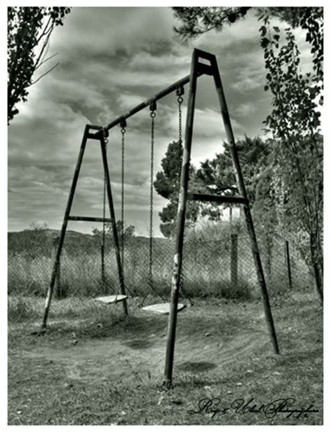 haunted swing ride abandoned swings abandoned places haunted houses