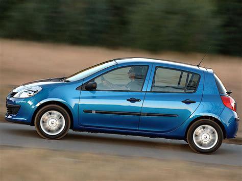 Renault Clio 2006 by Renault Clio 5 Doors Specs 2006 2007 2008 2009