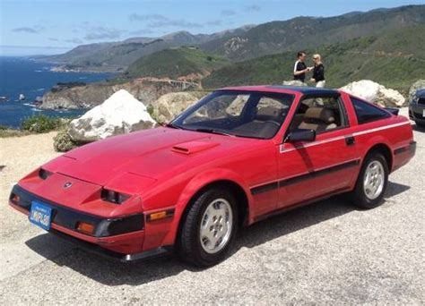1985 nissan 300zx turbo clean 80k mile 1985 nissan 300zx turbo bring a trailer