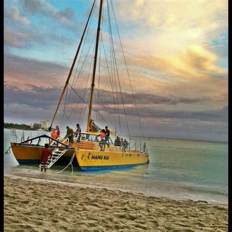catamaran on waikiki beach 17 best images about cooperyacht on pinterest super