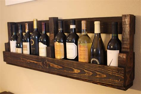 Wood Pallet Wine Rack by Pallet Wine Rack Recycled Ideas Recyclart