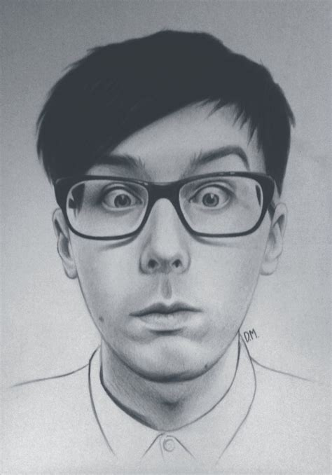 How To Draw Phil Lester phil lester by draconamalfoy on deviantart