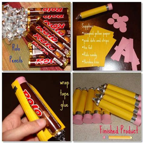 have to say these Rolo Pencils Back to School Treats are