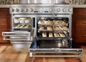 Thermador Cooktop Thermador Ushers In A New Era Of Steam Cooking