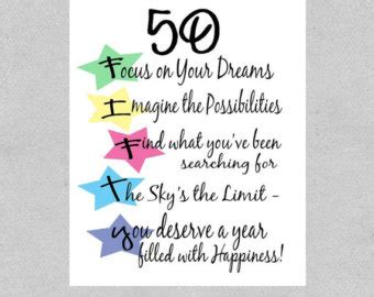 50th birthday card sayings 50th bday quotes quotesgram