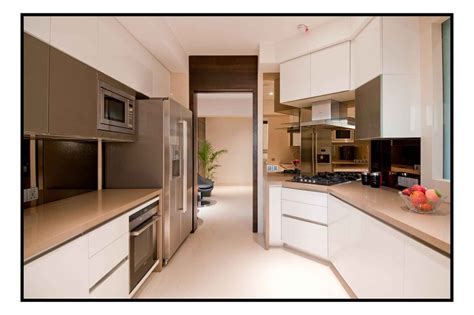 Hettich Kitchen Design sample flat for a private developer by sameer panchal