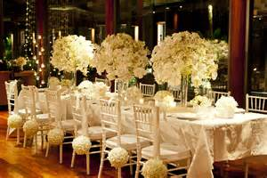 wedding reception in wedding reception silk restaurant