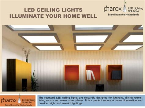 Specific Led Ceiling Spot Lights For Your Use Warisan Lighting Led Ceiling Lights Illuminate Your Home Well