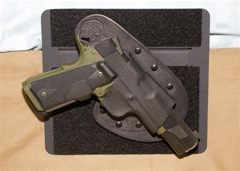 bed holster crossbreed holsters bedside backup gear test