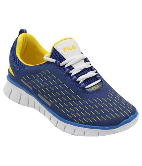 fila running shoes india fila blue running shoes buy fila blue running shoes