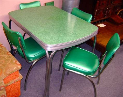 formica and chrome table and chairs chrome tables