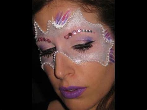 tutorial eyeliner clio makeup tutorial trucco maschera carnevale 2011 youtube
