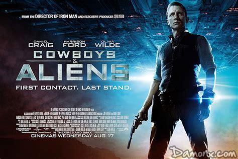 download film cowboy vs alien critique cowboys envahisseurs cin 233 ma