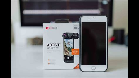 Olloclip Apple olloclip active lens set for apple iphone 7 and 7 plus unboxing and demo my addiction to
