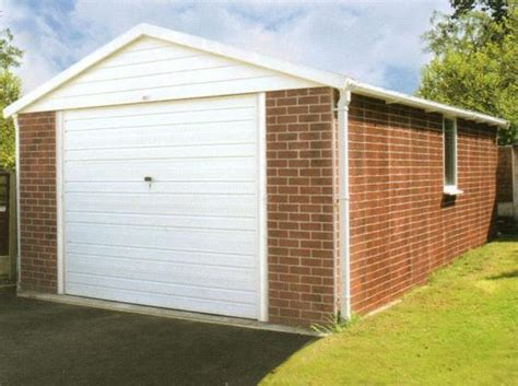 sectional buildings uk garages prestige sectional buildings