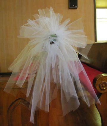 Decorating With Tulle by How To Decorate With Tulle Easy Step By Step Tutorial