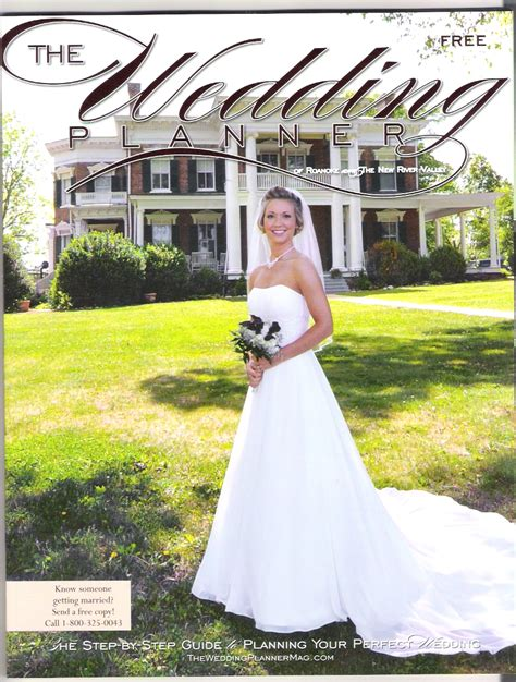 Hochzeitsplaner Magazin by Rockwood Manor On Cover Of The Wedding Planner Magazine