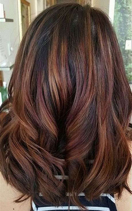 2018 hair color trends new fall 2018 hair color trends